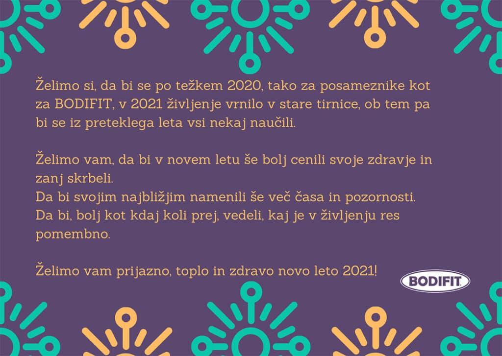 Novo leto 2021