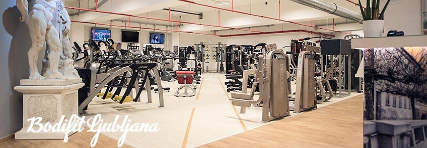 Fitnes Bodifit Ljubljana