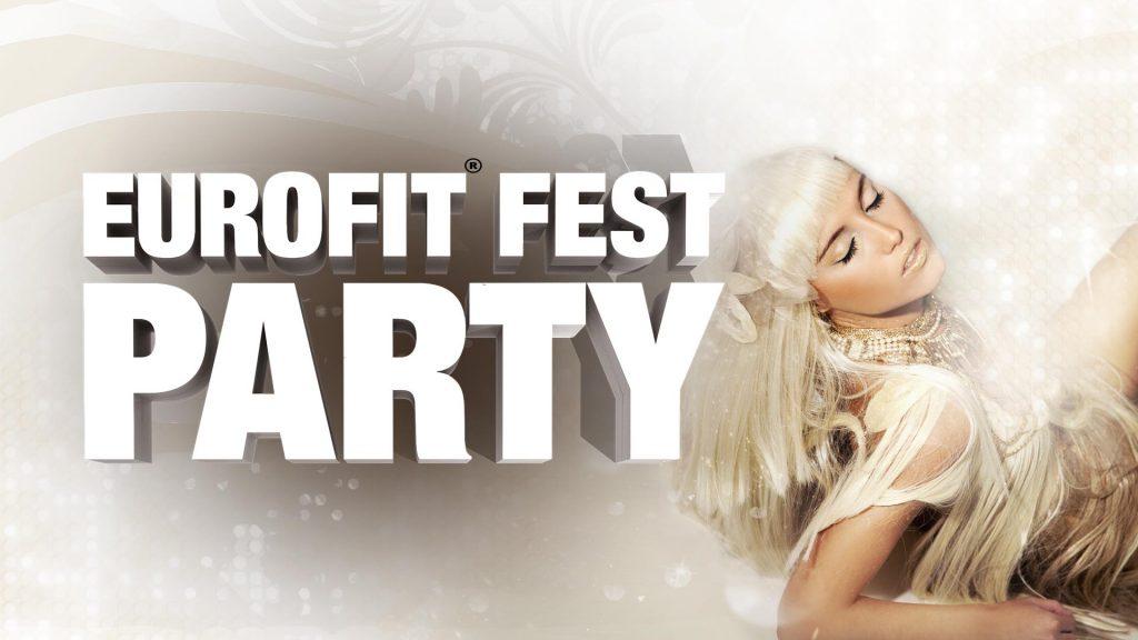EUROFIT FEST zabava